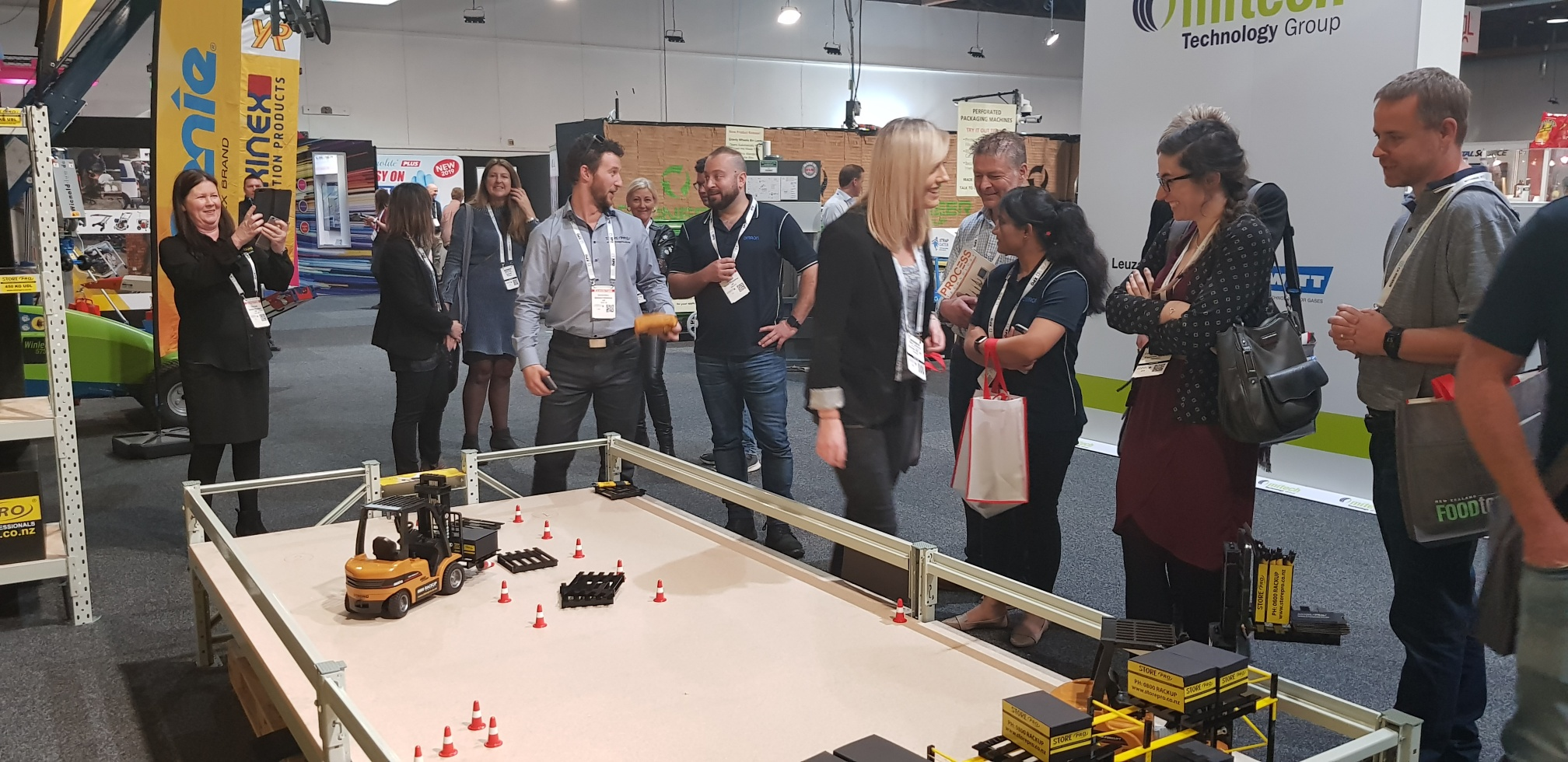 Storepro at the MHL Expo 2018